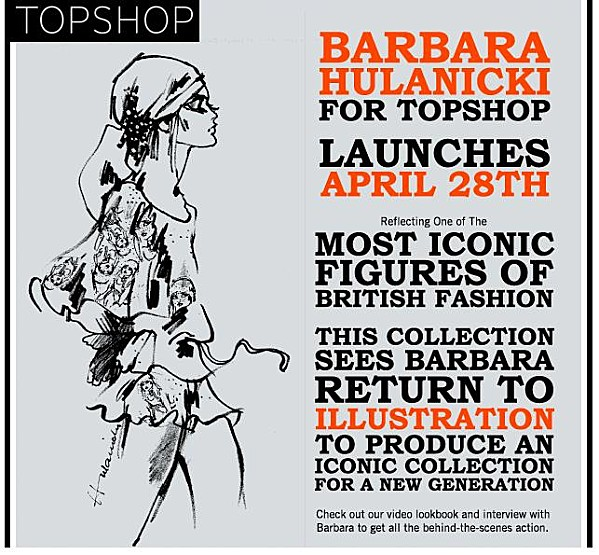 barbara hulanicki Fashion Web Event