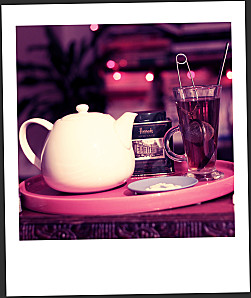 défi look teatime
