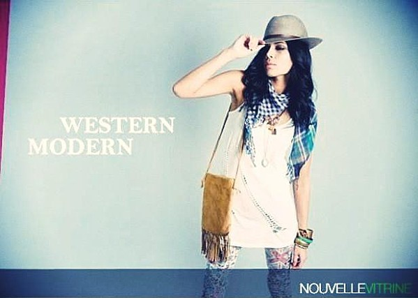 western modern effected-001