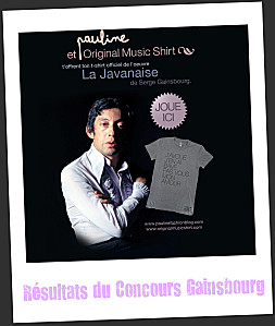 pola concours gainsbourg