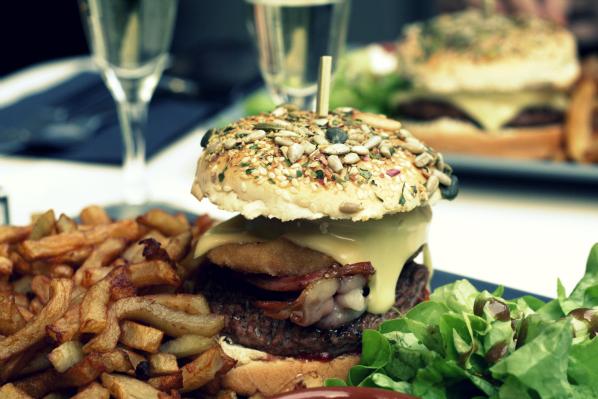 berliner burger 4 Burger Addict... Le BERLINER, Lille