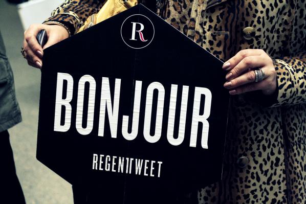 bonjour regenttweet