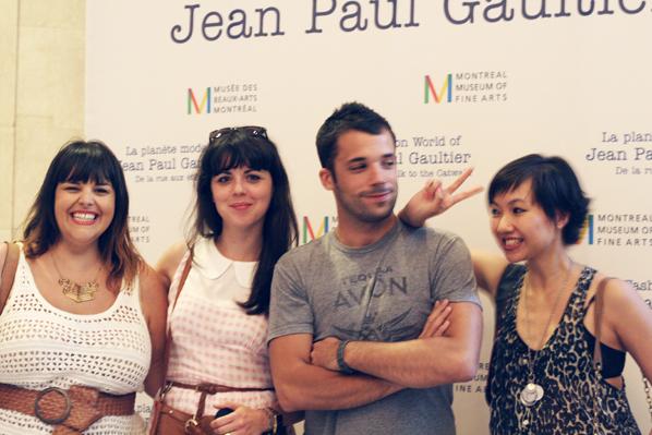 Expo Jean Paul Gaultier Musée des Beaux Arts de Montréal