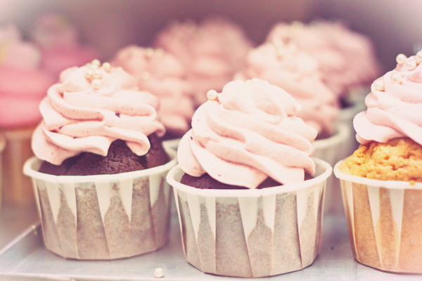 LOLITA BAKERY CUPCAKES BARCELONA c paulinefashion copie 2 Barcelona Chic Summer : Lolita Bakery Cupcakes & Dry Martini Cocktail