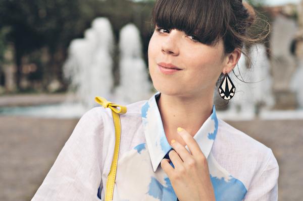 paulinefashionblog.com chemise nuage clouds vivett copie 41 Sunny Blue Sky