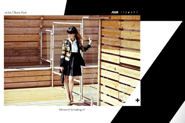 7 jours en gaultier c paulinefashionblog.com  6 7 Jours en Gaultier !