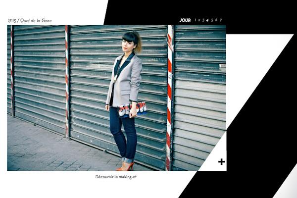 7 jours en gaultier c paulinefashionblog.com  7 Jours en Gaultier !