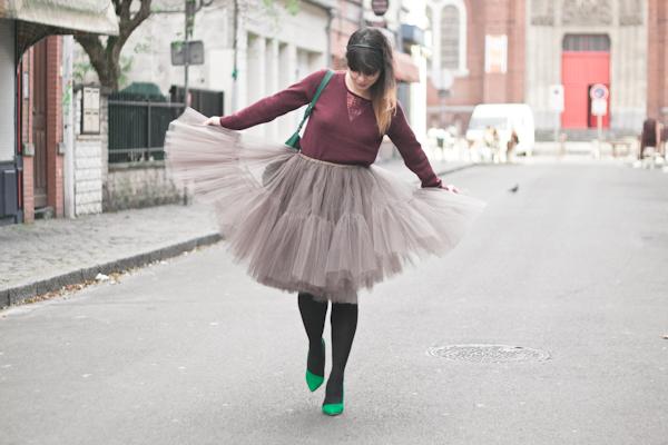 ootn berenice asos jupon tenue de soiree noel paulinefashio #OOTN Christmas Princess