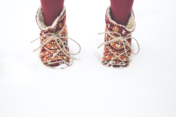 anniel moonboots navajo tiger tatty devine PAULINE copie 11 Winter is coming !