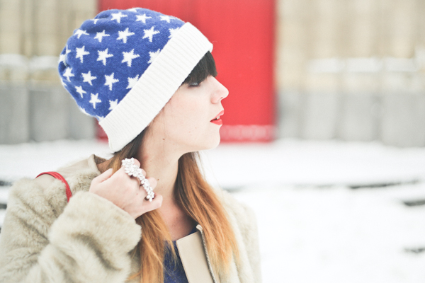 stars and stripes beanie april may paris snow PAUL copie 3 Happy Snow !