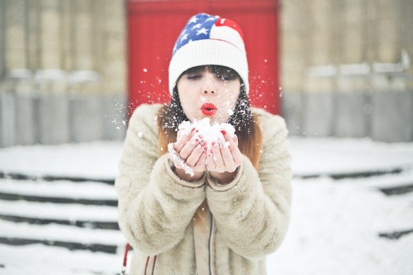 stars and stripes beanie april may paris snow PAUL copie 7 Happy Snow !