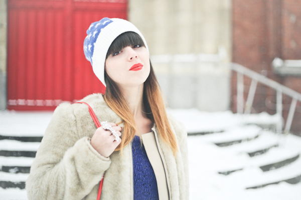 stars and stripes beanie april may paris snow PAUL copie 81 Happy Snow !