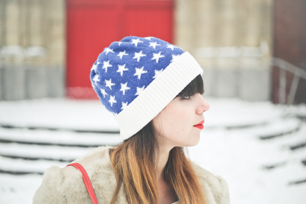 stars and stripes beanie april may paris snow PAUL copie 9 Happy Snow !