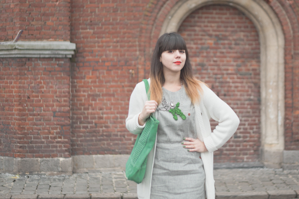 la redoute invitee de mois PAULINEFASHIONBLOG.COM  17 Red bricks