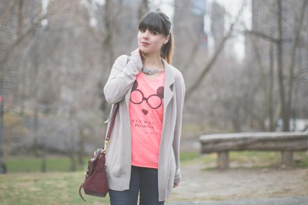 Maison Scotch t shirt Bionda Castana shoes PAULI copie 1 Central Park
