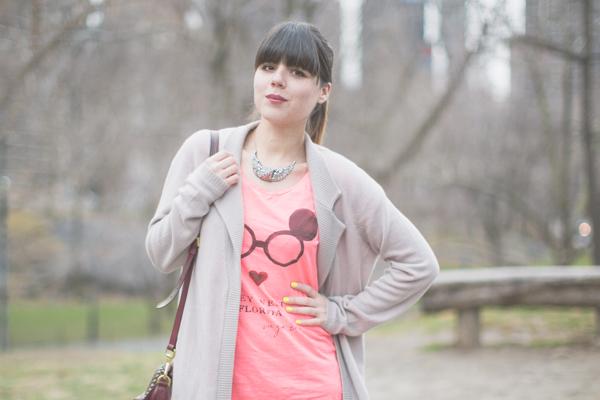Maison Scotch t shirt Bionda Castana shoes PAULI copie 5 Central Park