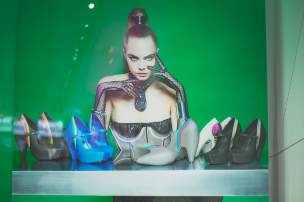 karl lagerfeld melissa shoes new york event PAUL copie 2 Karl Lagerfeld x Melissa : its a (plastic) dream come true !