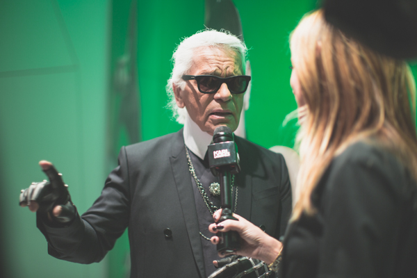 karl lagerfeld melissa shoes new york event PAUL copie 21 Karl Lagerfeld x Melissa : its a (plastic) dream come true !