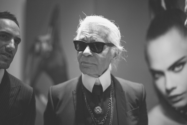 karl lagerfeld melissa shoes new york event PAUL copie 24 Karl Lagerfeld x Melissa : its a (plastic) dream come true !
