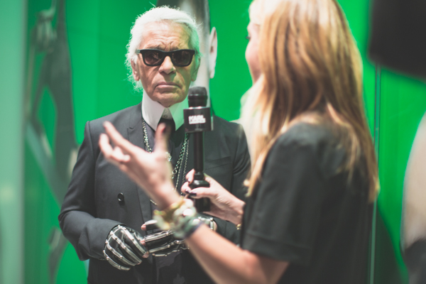 karl lagerfeld melissa shoes new york event PAUL copie 28 Karl Lagerfeld x Melissa : its a (plastic) dream come true !