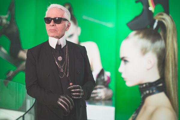 karl lagerfeld melissa shoes new york event PAUL copie 29 Karl Lagerfeld x Melissa : its a (plastic) dream come true !