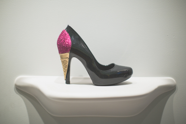 karl lagerfeld melissa shoes new york event PAUL copie 30 Karl Lagerfeld x Melissa : its a (plastic) dream come true !