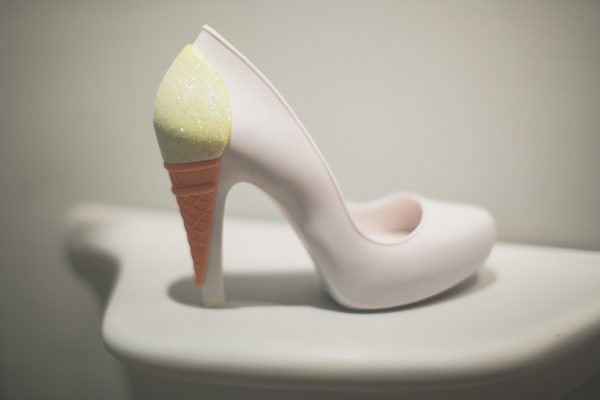 karl lagerfeld melissa shoes new york event PAUL copie 5 Karl Lagerfeld x Melissa : its a (plastic) dream come true !