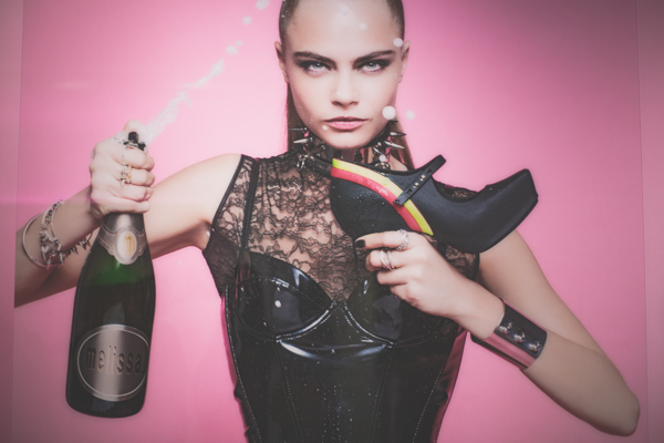 karl lagerfeld melissa shoes new york event PAUL copie 161 Karl Lagerfeld x Melissa : its a (plastic) dream come true !