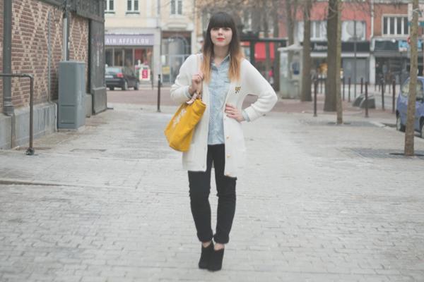 la redoute invitee de mois PAULINEFASHIONBLOG.COM  Step by step